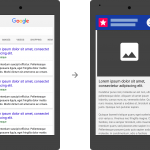 Website có quảng cáo dụ cài ứng dụng di động sẽ bị google phạt