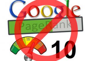 Pagerank google chính thức bị khai tử?